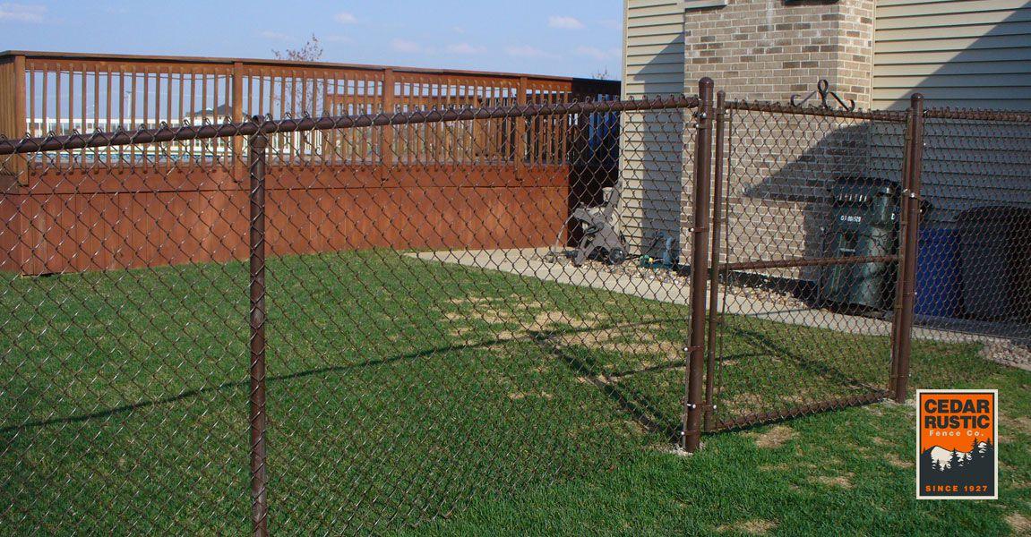 Aluminum Fences Cedar Rustic Fence Co