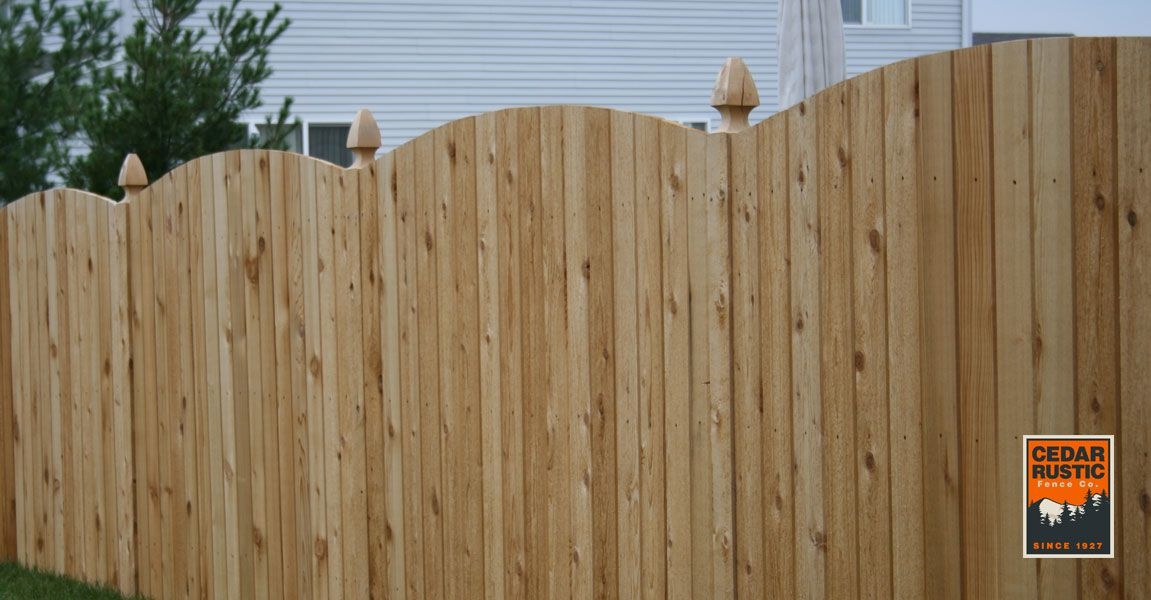 Tongue Amp Groove Privacy Fence Cedar Rustic Fence Co