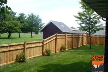 Hampton I Privacy Fence