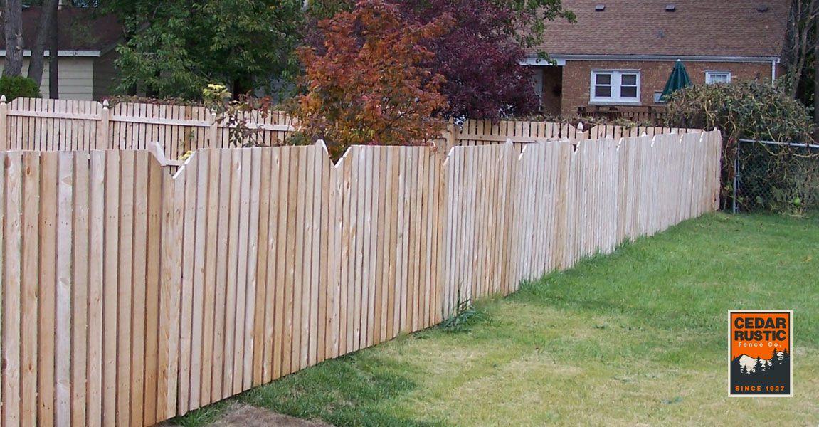 17 Cedar Rustic Fence Co