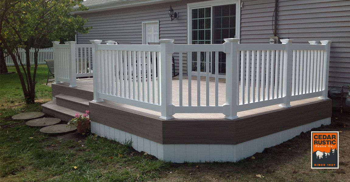 BROWNSTONE VINYL DECK
